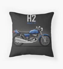 The H2 Mach IV Throw Pillow