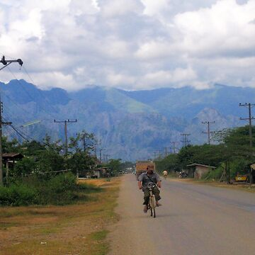 laos landscape by hezyakri