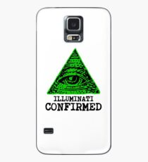 Illuminati Confirmed Case/Skin for Samsung Galaxy