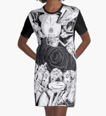 TF - Wreckers (white background) Graphic T-Shirt Dress