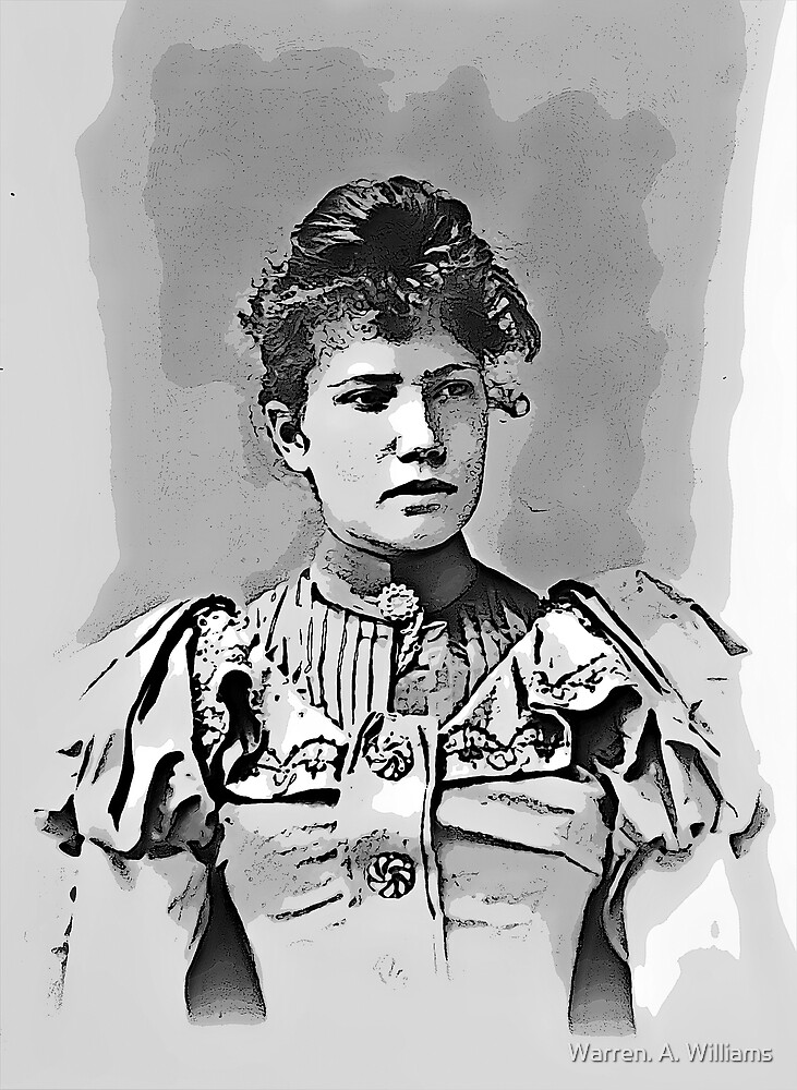 Mary Puttergill by Warren. A. Williams