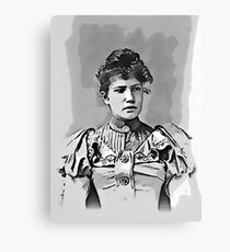 Mary Puttergill Canvas Print