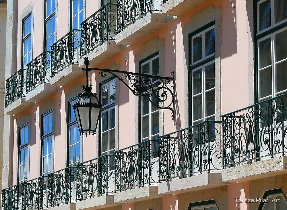 Lisbon. Baixa Pombalina. Portugal by terezadelpilar ~ art & architecture