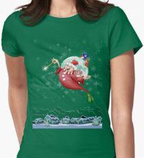 CHRISTMAS GHOST  T-Shirt