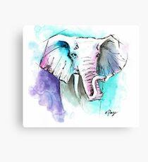 Lámina metálica El Rey Elefante