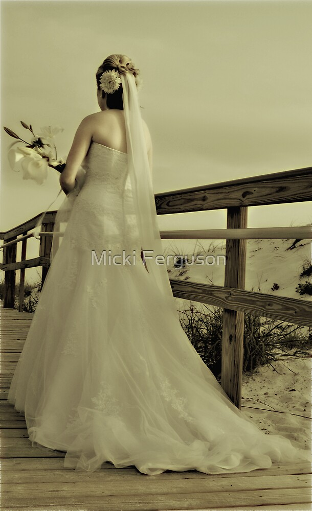 bride by Micki Ferguson
