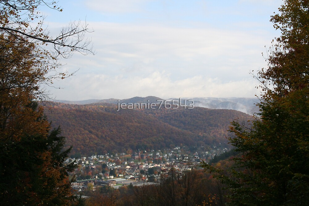 view of town by jeannie76543