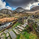 Gate to Snowdonia by Adrian Evans