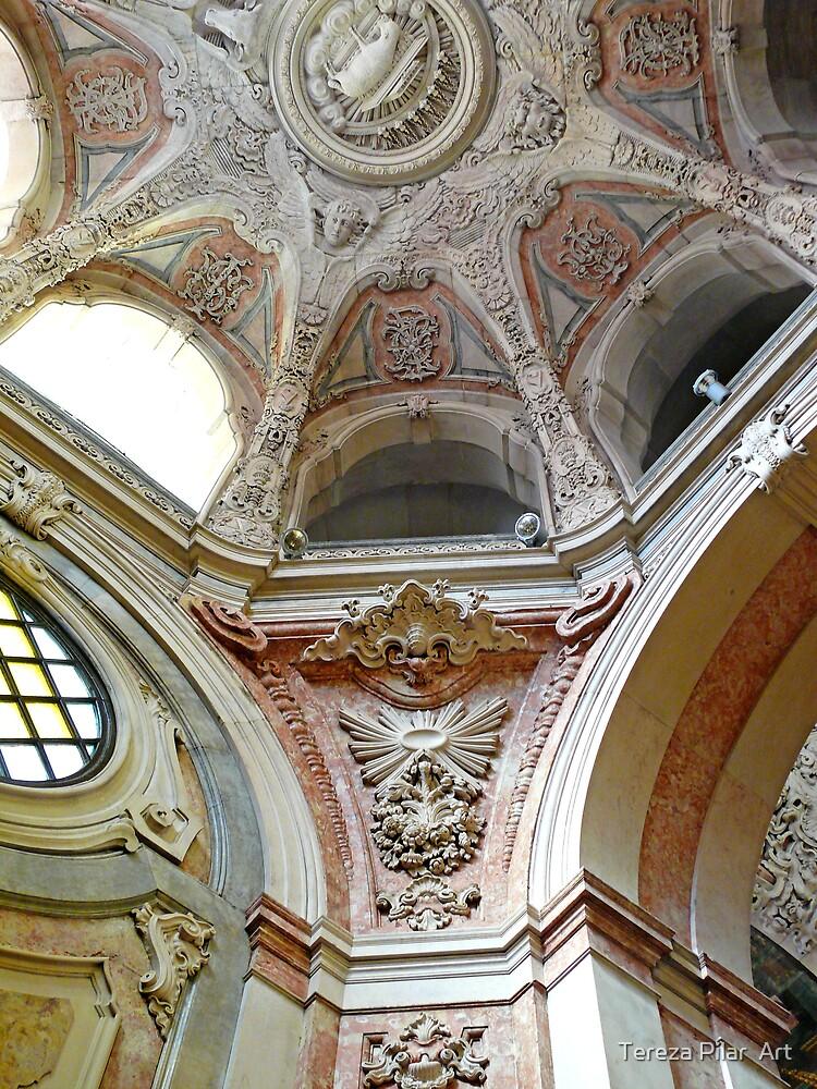 Igreja de Nossa Senhora da Encarnação. Chiado by terezadelpilar ~ art & architecture