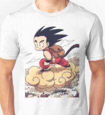 Kid goku T-shirt unisexe