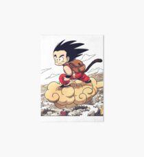Kid goku Art Board