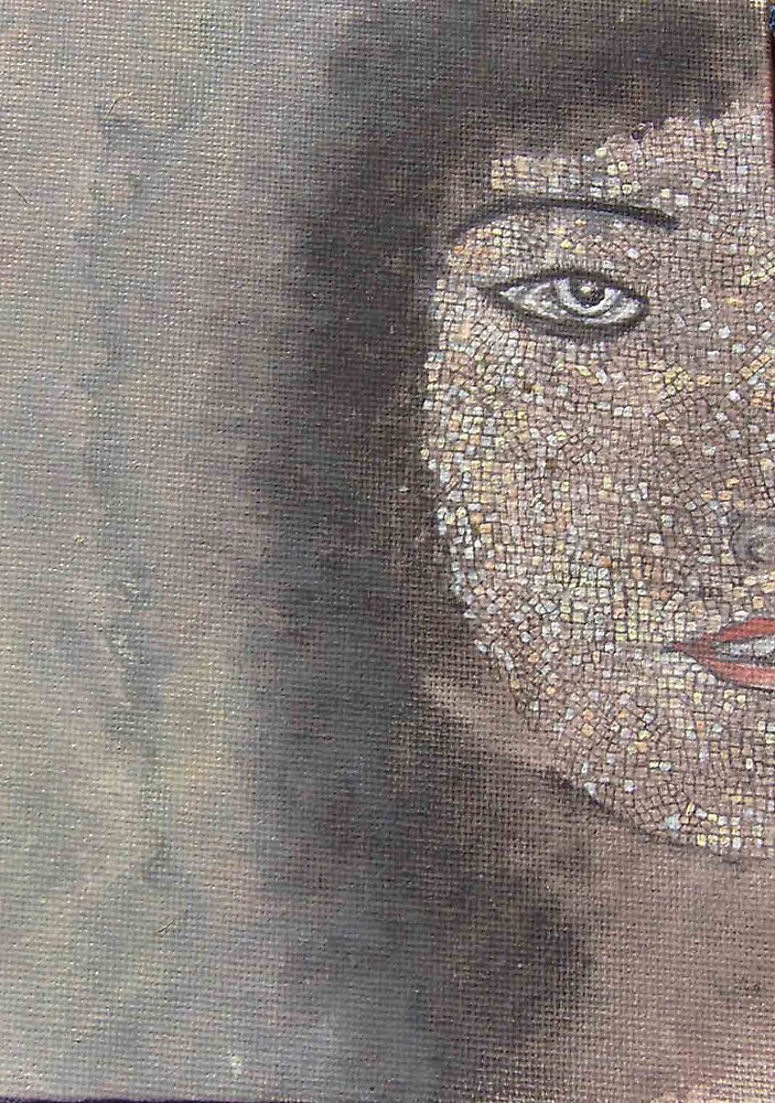 mosaicface by atamania