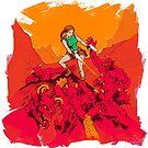 Doom Raider by mandraws