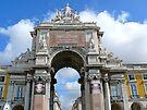 Arco da Rua Augusta by terezadelpilar ~ art & architecture
