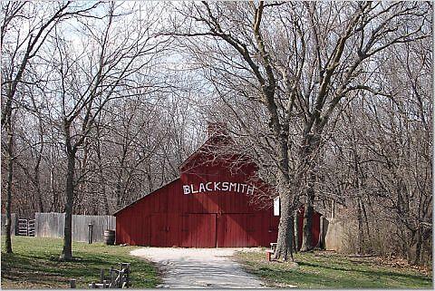 Blacksmith by danabee