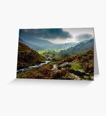 Easedale, Lake District Greeting Card