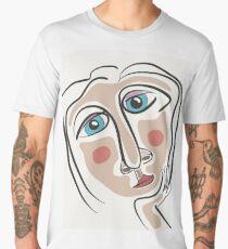 Rahab ~ By Ernie Kasper Men's Premium T-Shirt