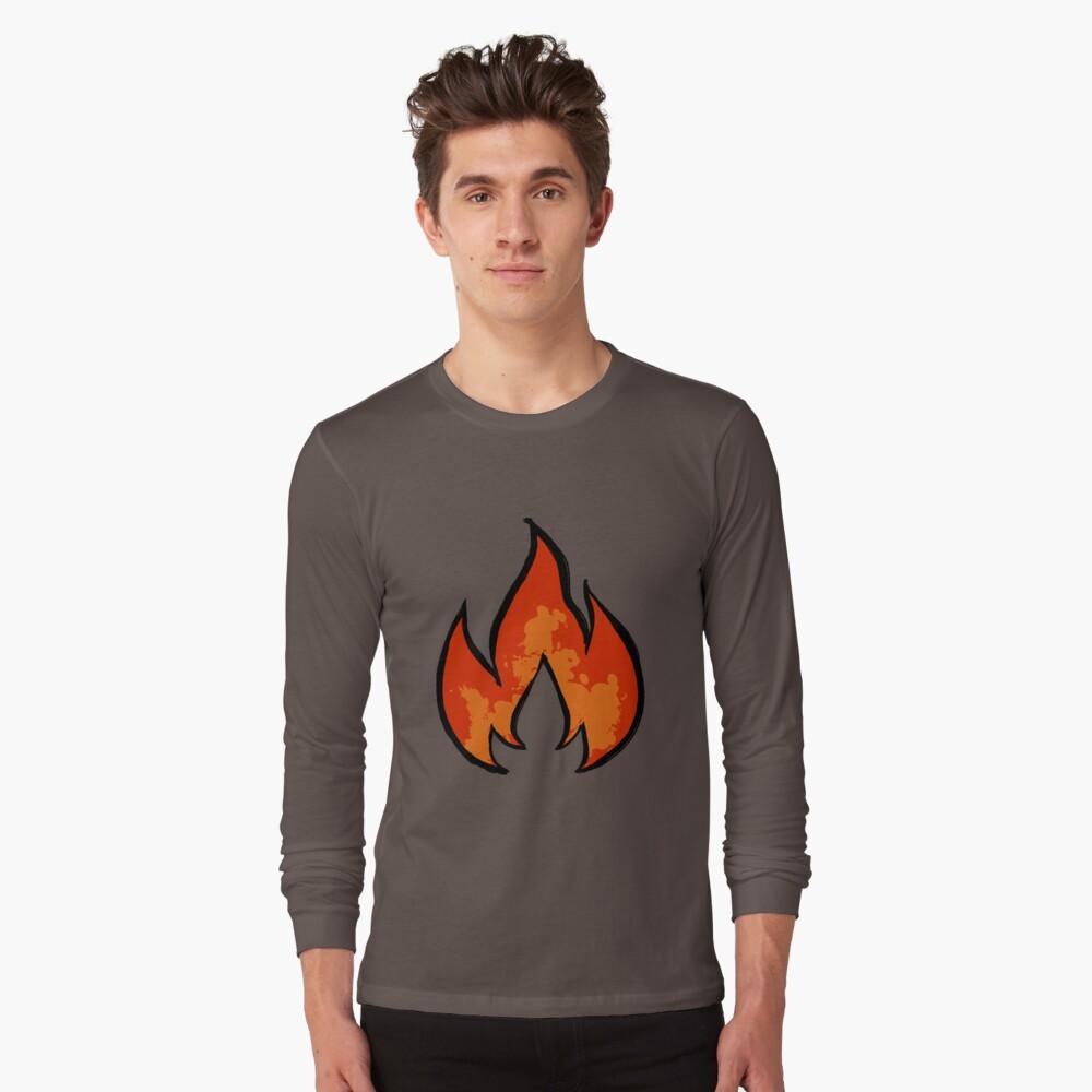 LUZIS FLAMME Langarmshirt