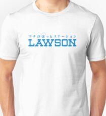 LAWSON-LOGO Slim Fit T-Shirt