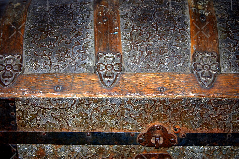 The Old Chest by CarolM