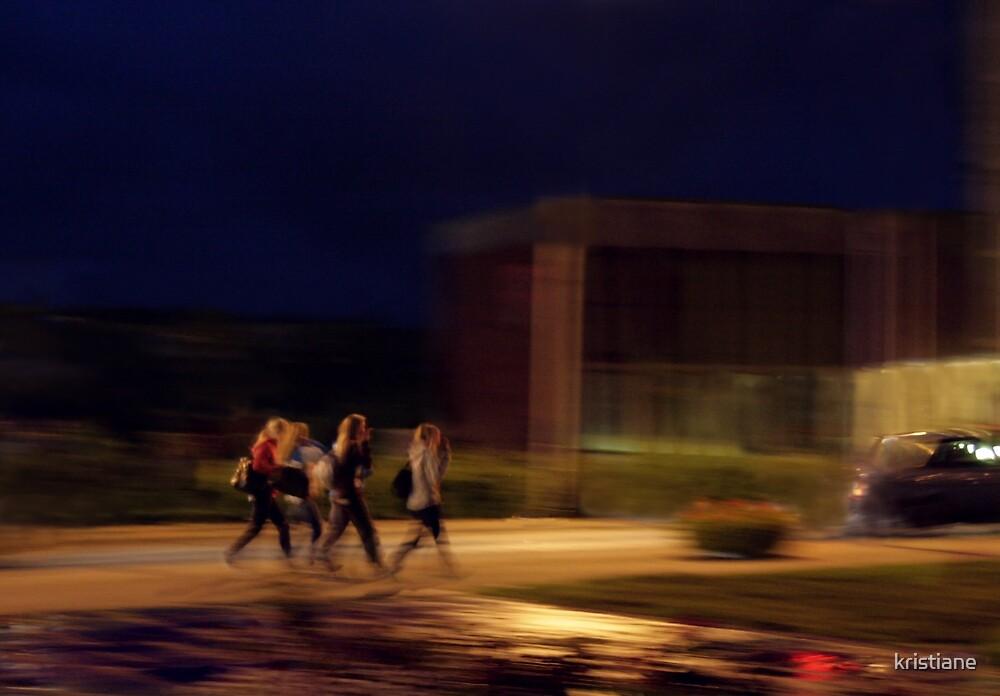 Midnight Walk by kristiane