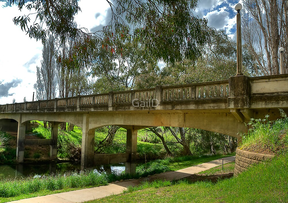 Bridge at Boorowa by GailD