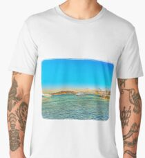 A View From The Bay Men's Premium T-Shirt