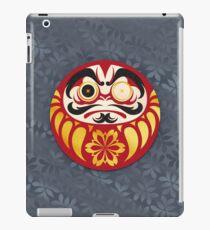 Kabuki Daruma iPad Case/Skin