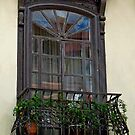 El Balcón by Donna R. Cole