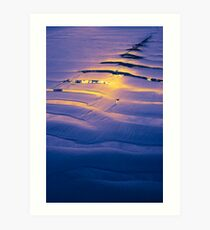 Waratah Bay sunrise Art Print