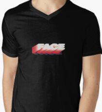 Brockhampton - face Men's V-Neck T-Shirt