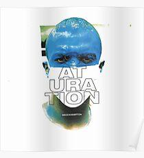 Brockhampton - saturation Poster