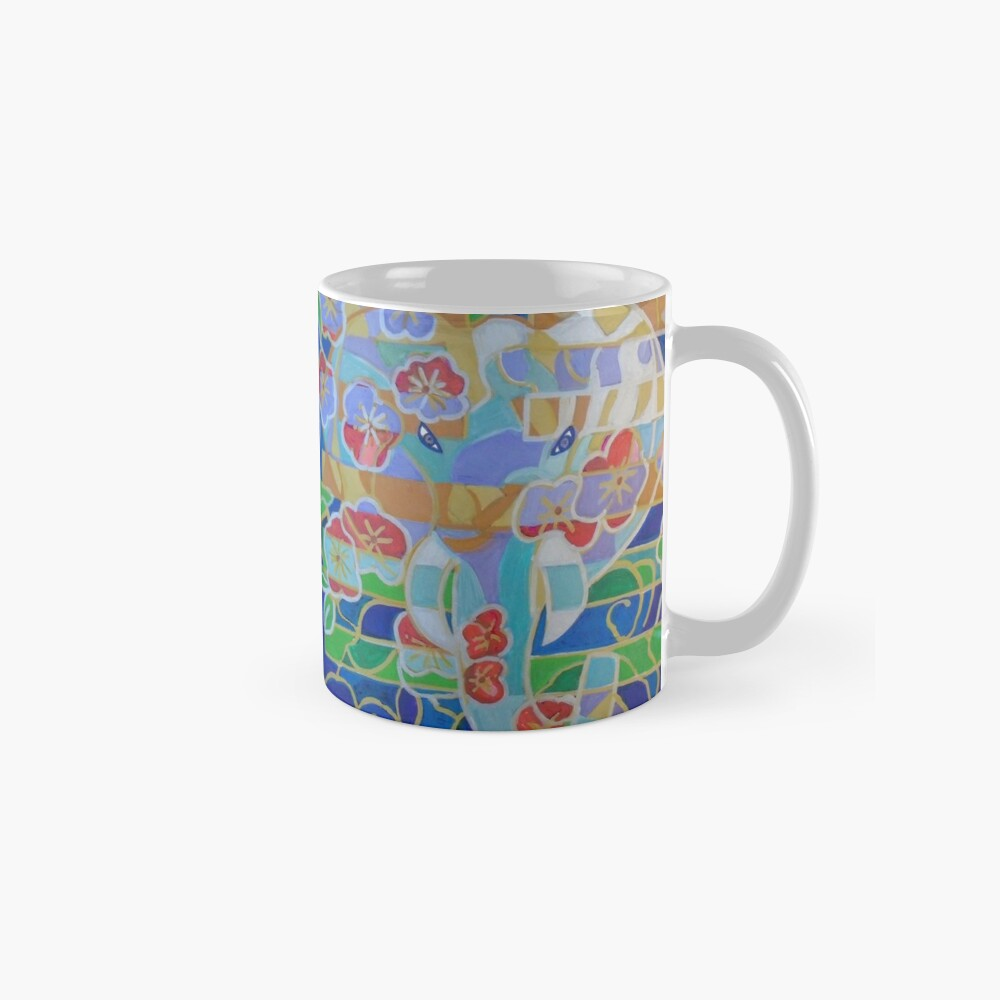 Hexagram 16: Yu (Enthusiasm) Mug