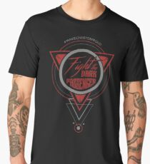 Fight the dark passenger Men's Premium T-Shirt