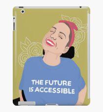 Accessible future  iPad Case/Skin