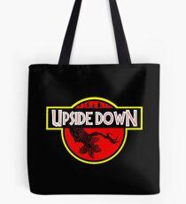 The Upside Down - Jurassic Down Tote Bag