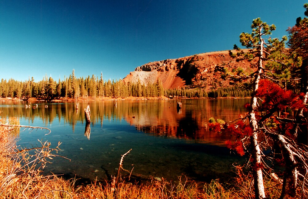 Lake Mary by steveberlin