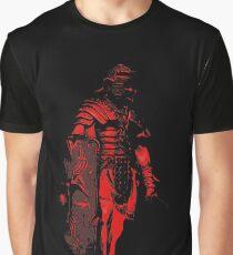 Ancient Warriors - Roman Legionary Graphic T-Shirt