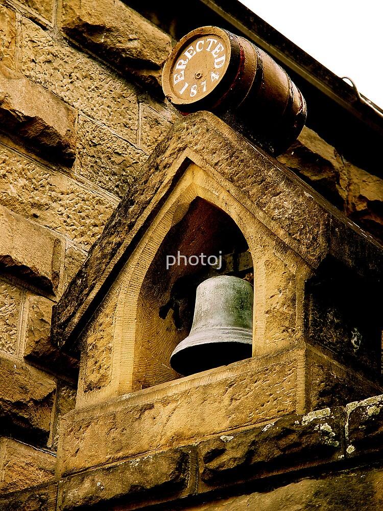 photoj Tasmania Hobart, Cascade B. Historic Bell by photoj