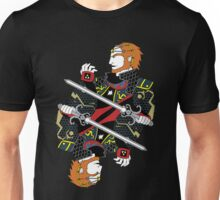 Ganondorf Card - Hylian Court Legend of Zelda Unisex T-Shirt