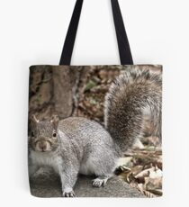 Syd the Squirrel Tote Bag