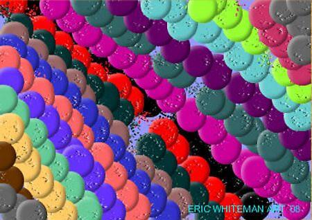 (YAHOO # 3) ERIC WHITEMAN ART  by eric  whiteman