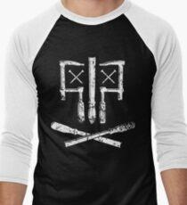 Woodworking Punisher W&B T-Shirt