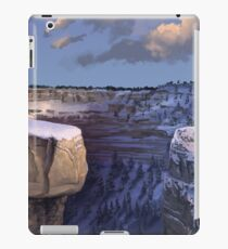 South Rim of the Grand Canyon iPad Case/Skin