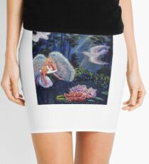 Gift of the Forest Mini Skirt