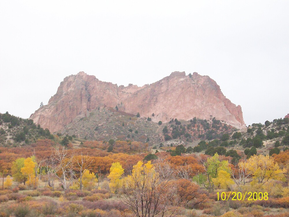 Garden of the Gods, Fall 2008 by HungarianGypsy
