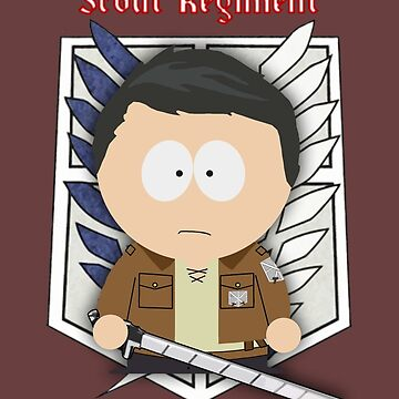Attack on South Park by ethanfa