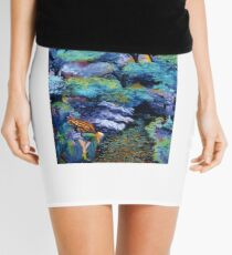 The haven of the Moon Mini Skirt
