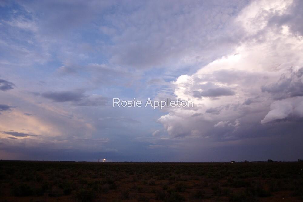 Lightning! by Rosie Appleton
