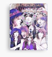 Florence Welch Metal Print